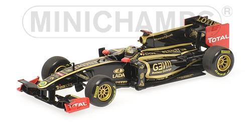 Abile Lotus Renault N. Heidfeld Showcar 2011 Minichamps 410110179 Minichamps Essere Distribuiti In Tutto Il Mondo