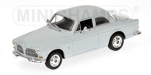 marca famosa VOLVO 121 121 121 AMAZON 1966 BRIGHT azul Minichamps 430171007 Minichamps  los últimos modelos