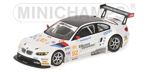 BMW M3 GT2  E92 MUELLER MILNER ALMS 2009 Minichamps 400092992 Minichamps  avec le prix bon marché pour obtenir la meilleure marque