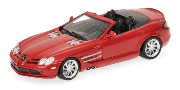 MERCEDES BENZ SLR McLAREN 2007 rouge Minichamps 400037131 Minichamps