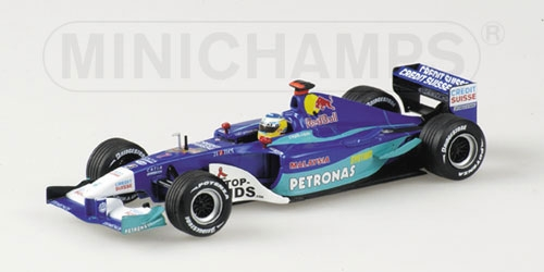 Sauber Petronas C21 N. Heidfeld Gp USA 2002 Minichamps 400020107 Minichamps