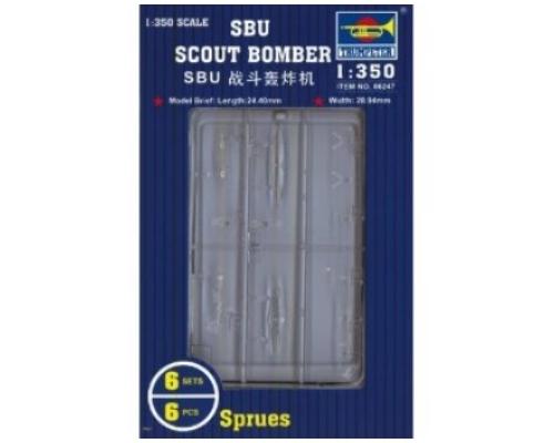 SBU SCOUT BOMBER BOMBER BOMBER Trumpeter Kit TR 06247 e5db7c