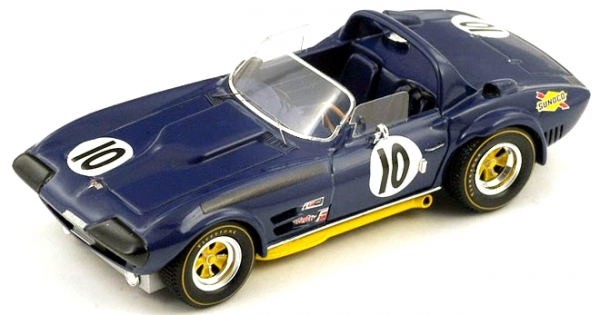 CHEVROLET GRAND SPORT SPORT SPORT ROADSTER N10 12H SEBRING 1966 TSM TSM124324 b44dc6