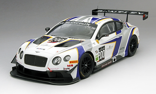 BENTLEY GT3 BRITISH GT GENERATION 2014 TSM TSM151837R
