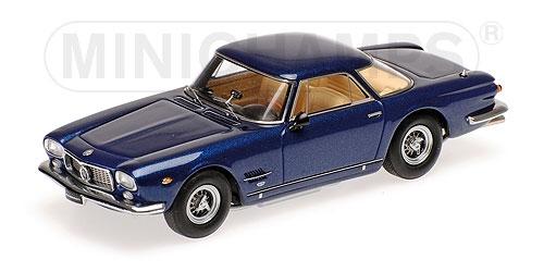 MASERATI 5000 GT ALLEMANO 1959-1964 blu Minichamps 437123322