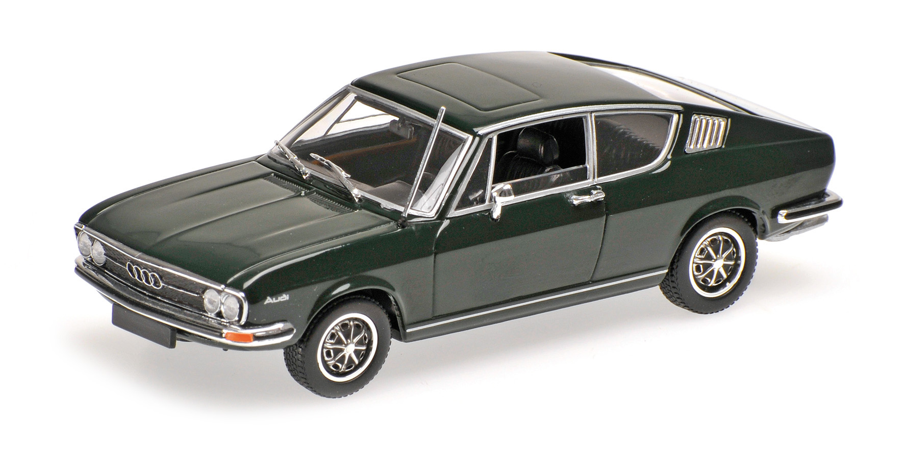 audi 100 coupe 39 s 1969 dark green ripa srl. Black Bedroom Furniture Sets. Home Design Ideas