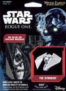 FA MMS273 STAR WARS TIE STRIKER ROGUE ONE