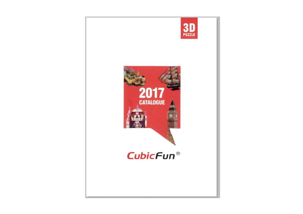 CF CAT2017 CATALOG CUBICFUN PUZZLE 3D 2017