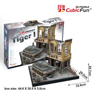 CF JS4201H GERMAN TIGER I CUBICFUN