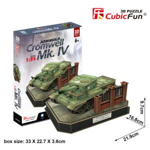 CF JS4203H BRITISH CROMWELL MKIV CUBICFUN