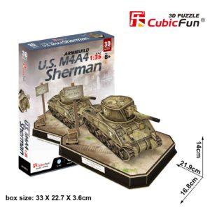 CF JS4204H US M4A4 SHERMAN CUBICFUN