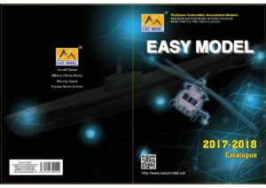 EM CAT2017 CATALOG EASY MODEL 2017