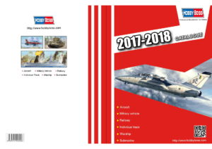 HB CAT2017 CATALOG HOBBY BOSS 2017