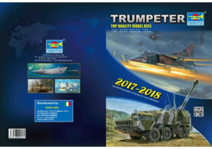 TR CAT2017 CATALOG TRUMPETER 2017