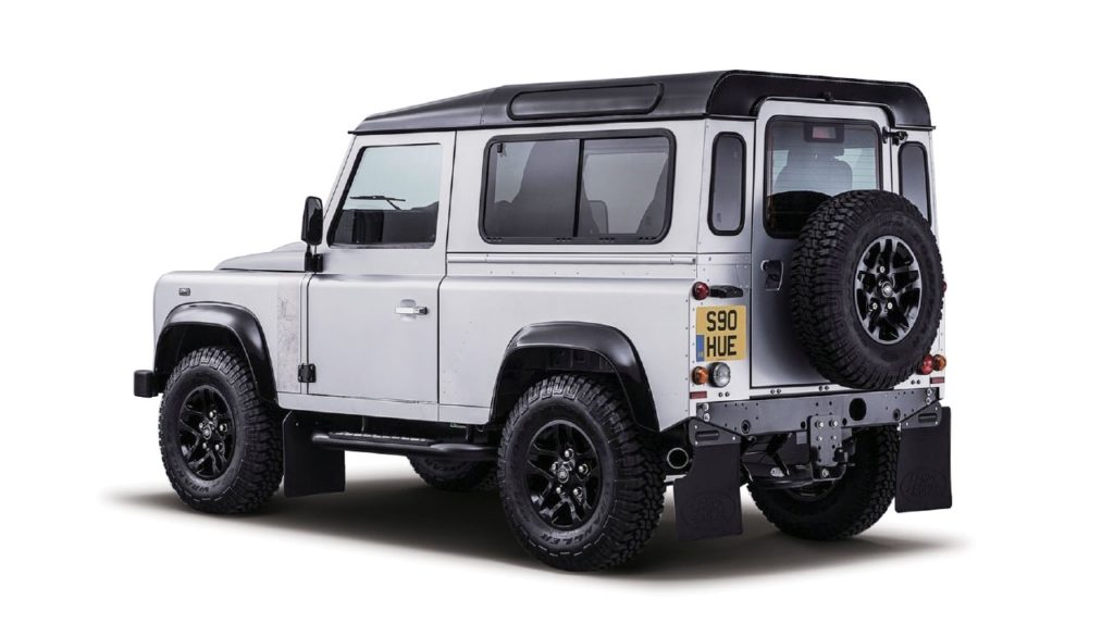 ALMOST REAL 810202 LAND ROVER 90