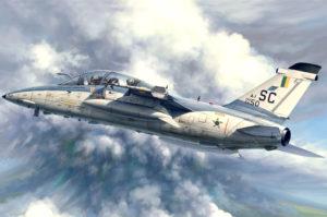 HB 81744 A-1B Trainer HOBBYBOSS