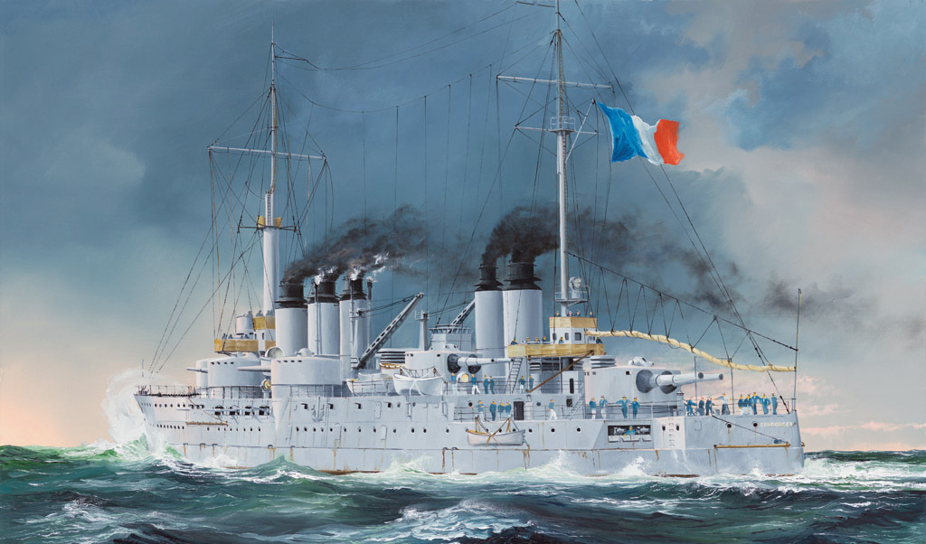 Image result for French pre dreadnought ships