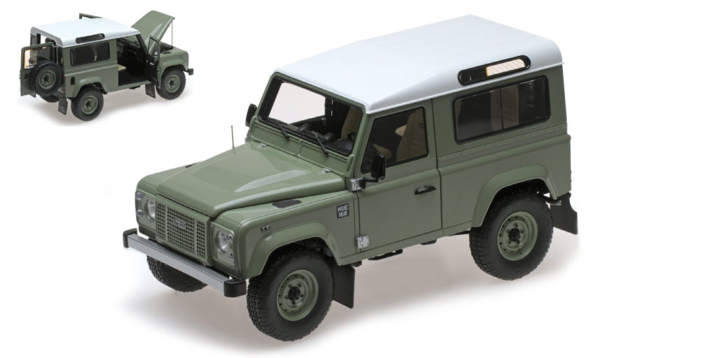 ALM810204 ALMOST REAL LAND ROVER DEFENDER 90
