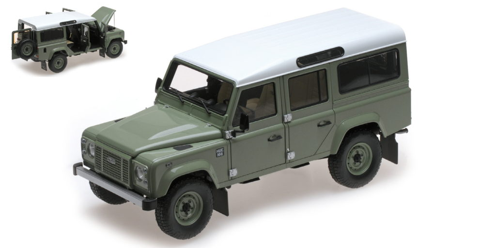 ALM810307 ALMOST REAL LAND ROVER DEFENDER