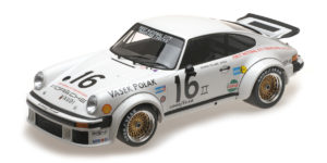125 766416 PORSCHE 934 VASEK POLAK RACING GEORGE FOLLMER TRANS-AM CHAMPION 1976 MINICHAMPS