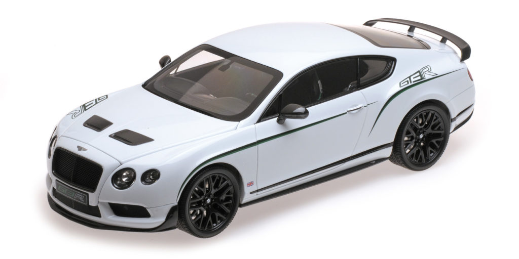 ALM 830401 BENTLEY GT3-R WHITE ALMOST REAL