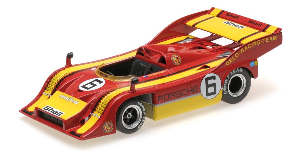 155 756506 PORSCHE 917-10 GELO RACING TEAM TIM SCHENKEN WINNER INTERSERIE ZANDVOORT 1975 MINICHAMPS