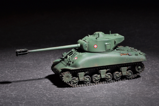 TR 07169 FRENCH M4 TRUMPETER