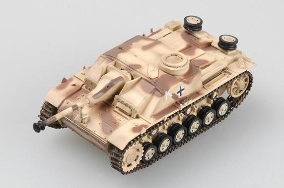 TR 36151 STUG III AUSF.G PZ.ABT.115 BELGIUM 1944 EASY MODEL