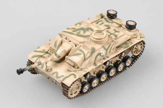TR 36152 STUG III AUSF.G 316 FUNKLENK KOMPANIE EASY MODEL