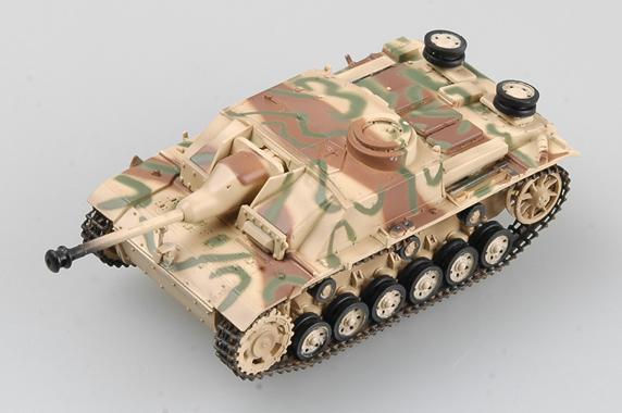 TR 36153 STUG III AUSF.G SOUTHERN RUSSIA 1944 EASY MODEL