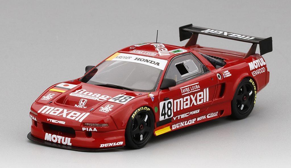 TSM 430121 HONDA NSX GT2 #48 24H LE MANS 1994 TSM MODEL A