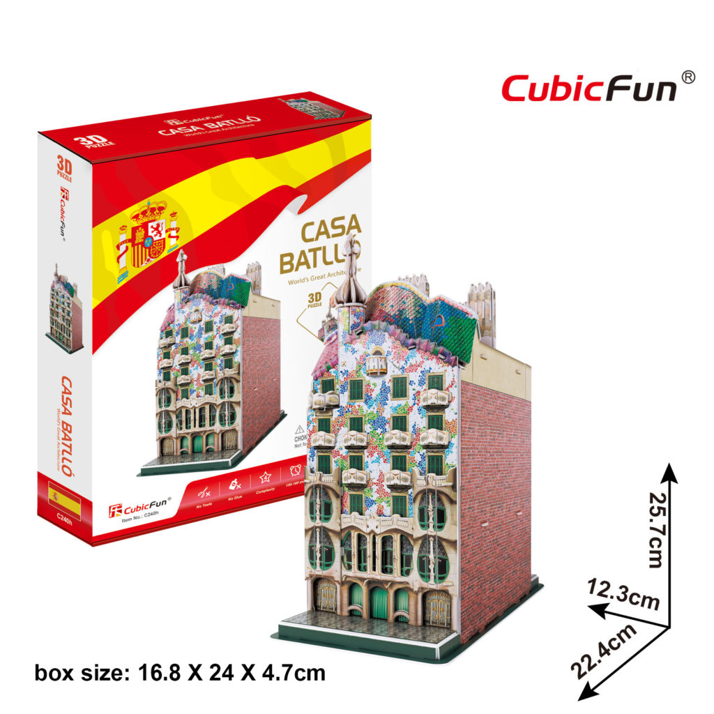 CF C240H CUBIC FUN A