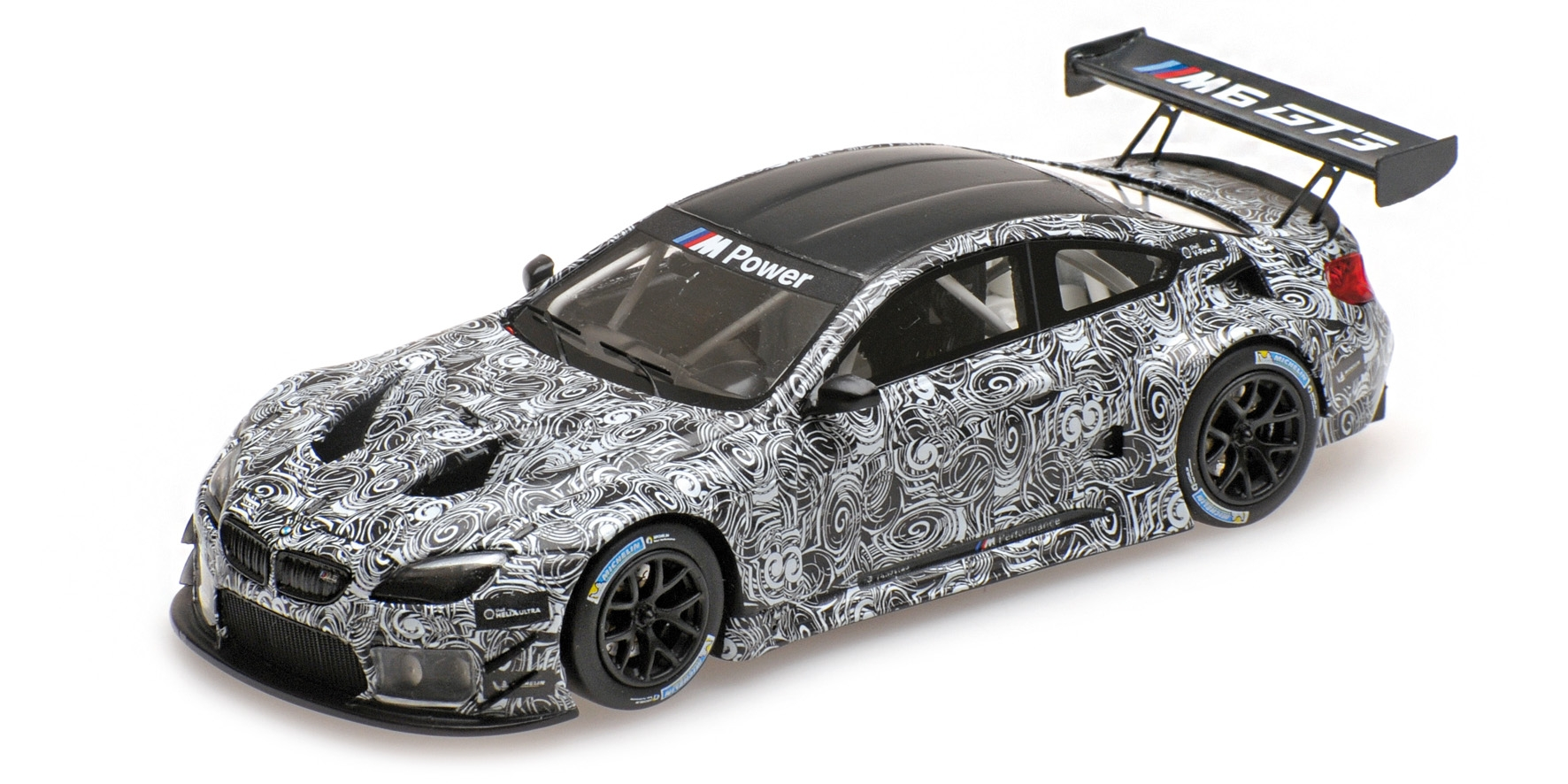 BMW M6 GT3 Minichamps 437152699