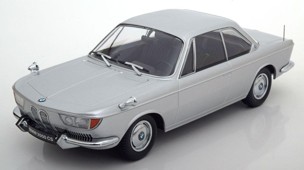 Bmw 2000 Cs 1965 Argent KK-scale Kkdc180123