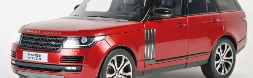 LCD MODELS LCD18001RE RANGE ROVER AUTOBIOGRAPHY